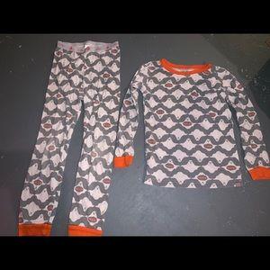 Baby Gap Ghost Pajama Set